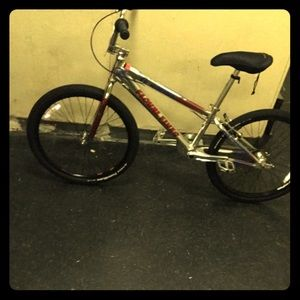 SE RACING FLOVAL FLYER BMX 24 CRUISER RACE BIKE